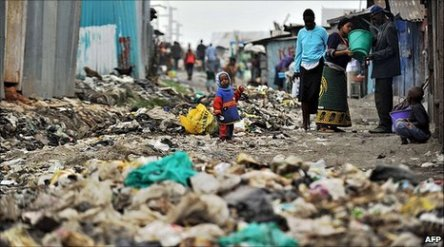 Fears of rape in Kenya's slums 'trap women'